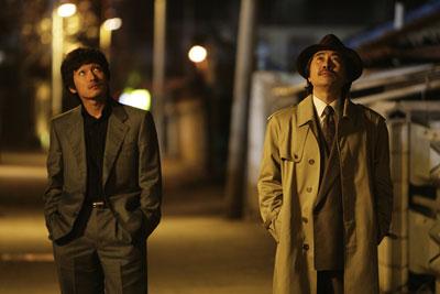 韩国电影《老千》剧照15