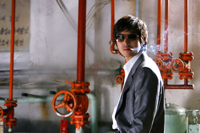 韩国电影《老千》