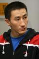 图文:男篮集训队员张云松做客 聆听问题