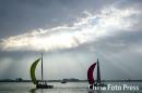 图文:亚运帆船贝内特乌7.5公开级 新加坡夺冠