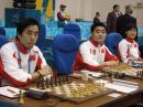 图文:国际象棋团体印度提前夺冠 中国将争亚军