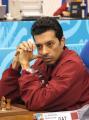 图文:国象团体赛印度提前夺冠 诸宸夫君取胜
