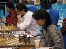 图文:国象团体赛印度提前夺冠 诸宸领衔卡塔尔