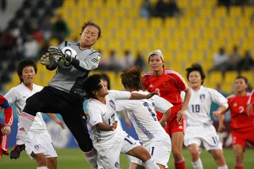 亚运折射中国女足尴尬 冲不出亚洲谈何称霸世界