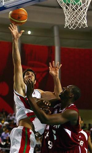 篮球综述:卡塔尔两加时过关 中国台北遗憾出局