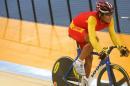图文:美图大赏之十 自行车男子凯林赛第一组