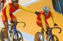 图文:美图大赏之二十二 自行车男子凯林第一组