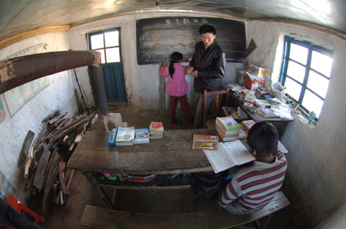 徐继迎和他的三人小学(10张)