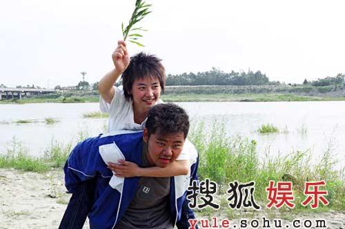 """刘欣清新可爱大受追捧 首度""""触电""""即获肯定"""