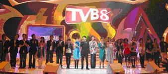 江西卫视17日19:40独家转播TVB8年度金曲颁奖