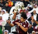 组图:卡塔尔男足夺得亚运冠军 胜利属于卡塔尔