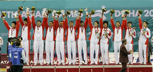 从多哈到北京 历数中国亚运重点项目展望2008