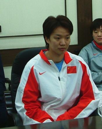 亚运金牌证明训练成效 老将陈中伤病在稳稳恢复