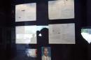 图文:记者参观半岛电视台总部 入狱记者的家书