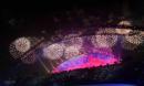 图文:多哈亚运会闭幕式 火树银花照耀不夜天