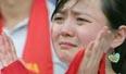 亚运会上的中国女球迷