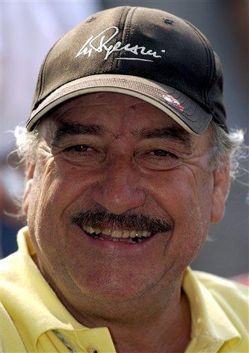 F1法拉利悼念瑞甘佐尼 威廉姆斯回忆其绅士风度