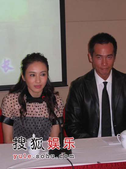 东方卫视推《胭脂水粉》 陈豪讲娱乐圈郎才女貌