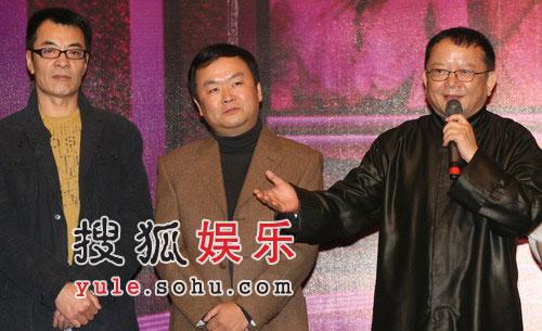 王刚捧场电视盛典 称张国立潜规则不靠谱(图)