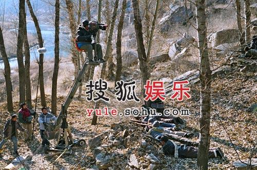 《特殊使命》拍摄花絮--3