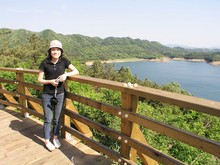 《悲伤恋歌》外景地:大清湖