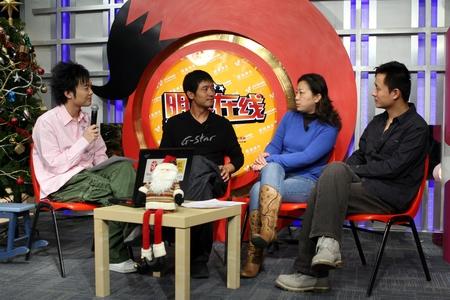 访谈:郭晓冬《新结婚时代》过把瘾渴望结婚