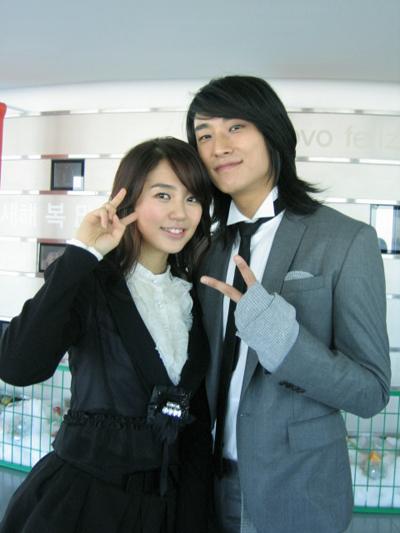 尹恩惠朱智勋9个月后重逢 将参加MBC颁奖(图)