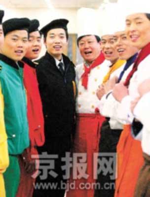 北京高校物业管理统一标准 学生将参与食堂管理
