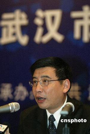 苗圩当选武汉市委书记车延高担任纪委书记