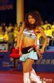 图文:国球大典乒乓球总冠军决赛 春光无限