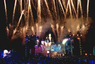 香港迪士尼除夕倒数露天舞池与众共迎2007(图)
