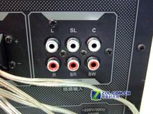 8英寸低音的漫步者5.1音箱DA5000特价1350