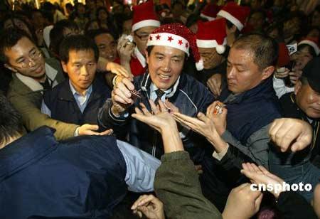 民调:北高卸任市长打分数 马英九略逊于谢长廷