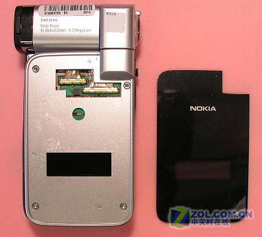 欲做最漂亮S60?诺基亚N93i接受FCC检测