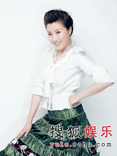 《旗袍》女主角王雅捷:比张曼玉更传统的代言