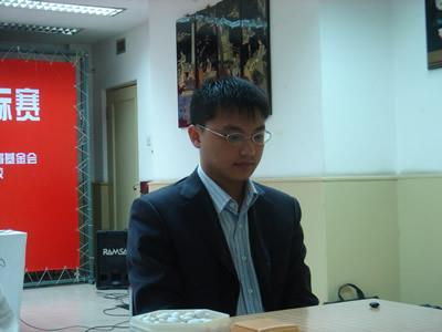 孔杰第三次杀入倡棋杯决赛 古力胡耀宇27日决战