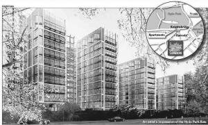 伦敦发售全球最昂贵豪宅 中国富豪秘密认购(图)