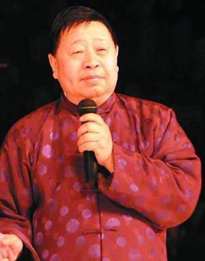 电视剧《旗袍》主要演员-马季饰演汤老板