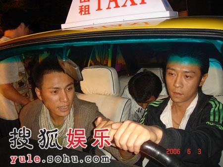 """《门》进入男色时代? 陈坤林申齐""""裸""""上阵"""