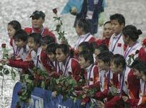 中国之队,中国女足