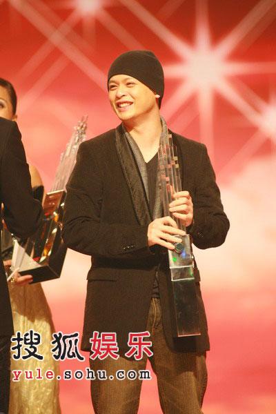 图:颁奖花絮