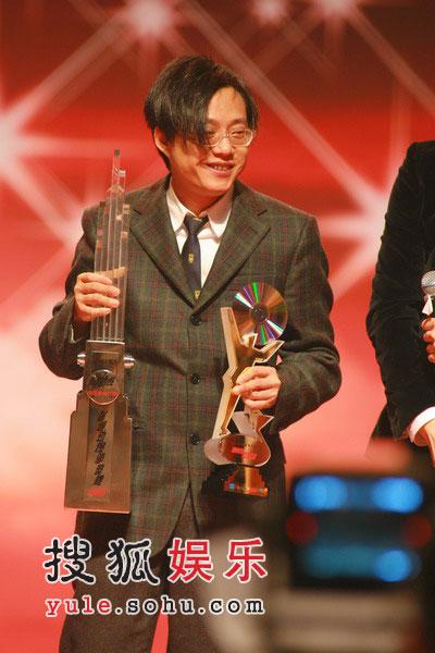 图:2006四台联颁音乐作词大奖 - 林夕