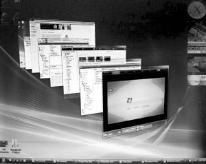 升级开销大兼容有困难 Vista替代XP路途有点远