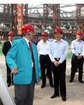 中国政府高度重视奥运筹办工作