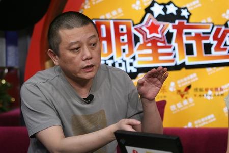 访谈:做客搜狐娱乐两小时,王朔都说了做里布视频图片