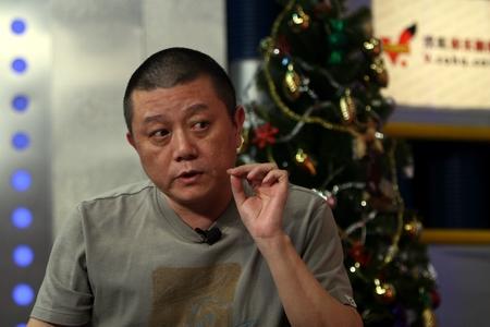 访谈:做客搜狐娱乐两小时,王朔什么都说了