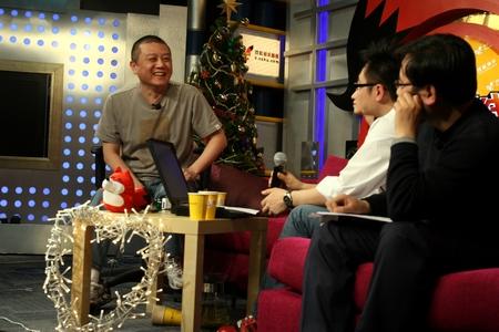 访谈:做客搜狐娱乐两小时,王朔都说了视频圈五十图片