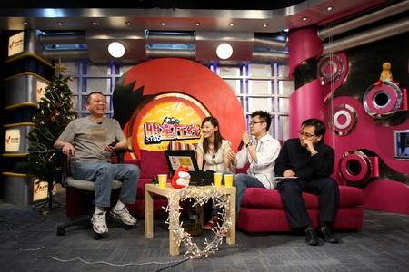 访谈:做客搜狐娱乐两视频,王朔都说了小时力量正图片