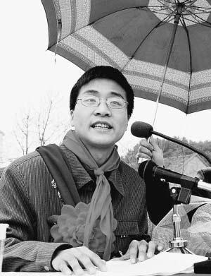 人民日报盘点2006教育人物 北大教授孟二冬入选