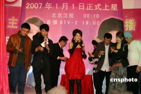 投奔北京台屈就女主播 李湘避答一姐地位不保